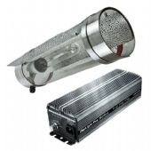 "Maxibright Pro Select Digital Ballast & Cool Tube 5"" Reflector Light Kit 600 Watt"